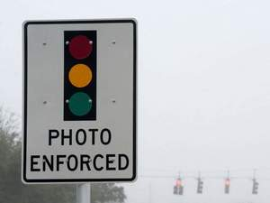 Florida bill to ban red-light cameras moves forward